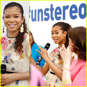 Storm Reid Calls For Action to Keep Families Together