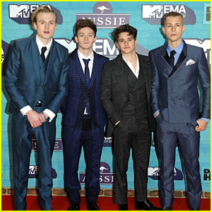 The Vamps Drop 'Just My Type' Teaser - Listen Now!