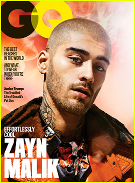 Zayn Malik Talks All About Gigi Hadid in 'GQ' Cover Story!