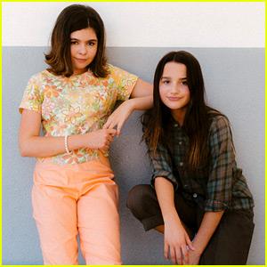 Addison Riecke & Annie LeBlanc's New Show 'A Girl Named Jo' Premieres Today!