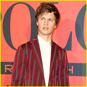 Ansel Elgort Is the Face of Ralph Lauren's Polo Red - Watch the Campaign Movie Now!