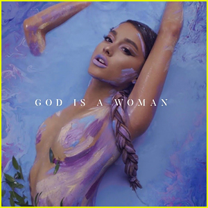Ariana Grande Releases 'God is a woman' - Listen Now!