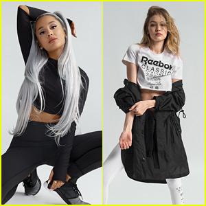 aacd8c546 Ariana Grande & Gigi Hadid Want You to 'Be More Human' | Ariana ...