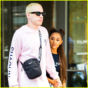 Ariana Grande Changes the Title Of Her Song Dedicated to Fiance Pete Davidson!