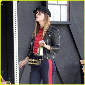 Billie Lourd Is Ready to Shoot 'American Horror Story' Season 8!