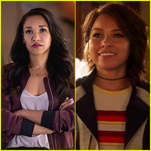 Candice Patton Talks About How Iris Will React To Nora in 'The Flash' Season 5