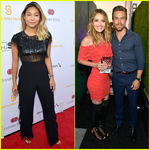 Chloe Kim & Amy Purdy Honored With Inspirational Athlete Awards at Sports Spectacular 2018