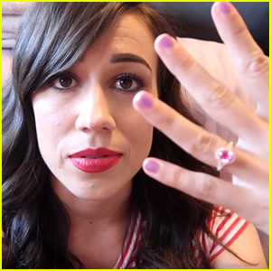 Colleen Ballinger Shows Off Gorgeous, Temporary Engagement Ring in New Video