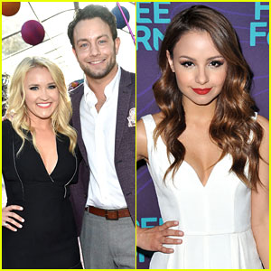 Emily Osment, Jonathan Sadowski, & Aimee Carrero Reflect Ahead of 'Young & Hungry' Series Finale