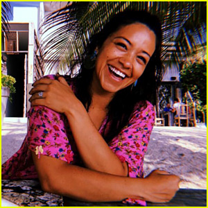 Gina Rodriguez Is Engaged, Shows Off Big Ring on 34th Birthday!