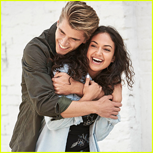 Inanna Sarkis & Twan Kuyper Star in Aeropostale's New Fall Jean Campaign!