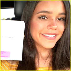 Jenna Ortega Gets Her Driver's Permit - See the Pics!