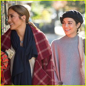 Vanessa Hudgens Stars Alongside Jennifer Lopez in 'Second Act' Trailer - Watch Now!