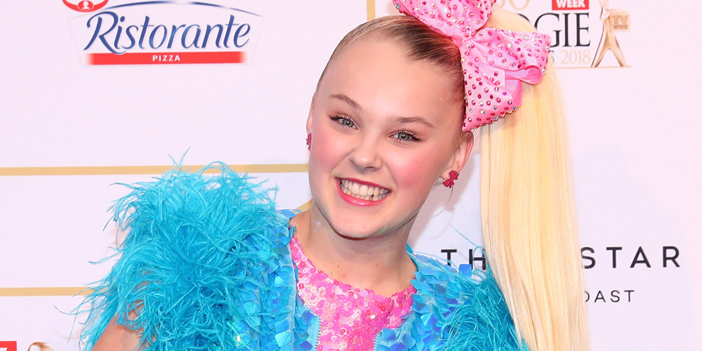 jojo siwa talks all about how she balances her online