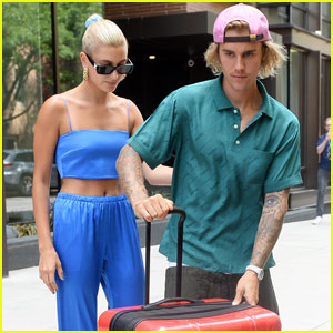 Hailey Baldwin Shares First Photo With Justin Since Engagement