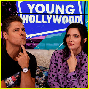 The Bold Type's Katie Stevens & Sam Page Give Their Best Dating Advice! (Video)