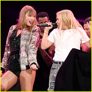 Hayley Kiyoko Is Taylor Swift's Latest Surprise Guest on 'repuation' Tour!