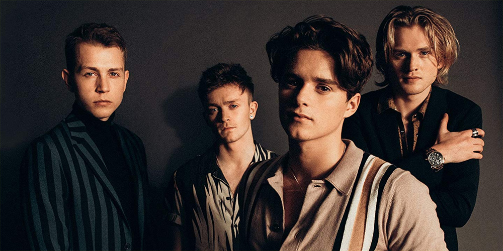 The Vamps Ink Global Publishing Deal With Warner Chappell