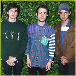 Dylan Minnette & His Band Wallows Drop 'Underneath the Streetlights in the Winter Outside Your House' - Listen Now!