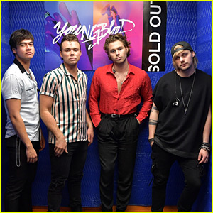 5 Seconds of Summer Bring Japanese Rockability To 'Youngblood' Music Video - Watch!