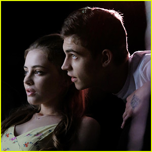 Josephine Langford & Hero Fiennes Tiffin are Tessa & Hardin in 'After' Movie First Look!
