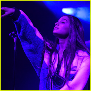 Ariana Grande Hits the Stage for Intimate 'Sweetener Sessions' Show in NYC!