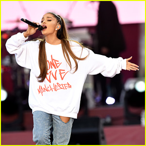 Ariana Grande Honors Manchester Bombing Victims With 'Sweetener' Track 'Get Well Soon'