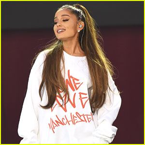 Ariana Grande Gets Emotional Talking About Manchester Tribute Song 'Get Well Soon'