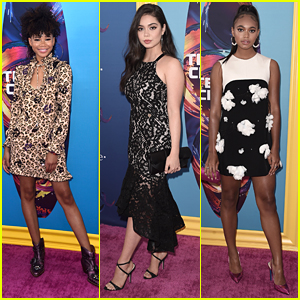 Storm Reid, Auli'i Cravalho & More Step Out in Style For Teen Choice Awards 2018