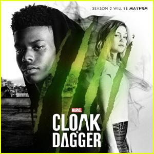 'Marvel's Cloak & Dagger' Season Two Poster Teases Mayhem