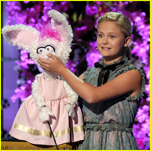 Darci Lynne Farmer & Petunia Didn't Disappoint One Bit With Return 'AGT' Performance