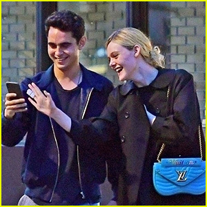 max minghella and elle fanning的圖片搜尋結果