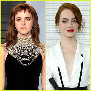 Emma Watson Will Take Over Emma Stone's Role in 'Little Women' Movie