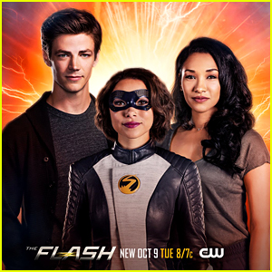 The Flash Reveals West Allen Family Portrait in New Poster