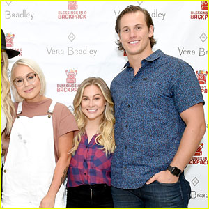 Shawn Johnson & RaeLynn Team Up for Back-to-School Charity Event