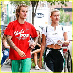 Justin Bieber & Hailey Baldwin Step Out After Attending Church in NYC!