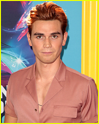 KJ Apa Opens Up About 'The Hate U Give' Movie