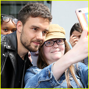 Liam Payne is All Smiles After Learning About His Teen Choice Award!