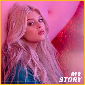 Loren Gray Reveals Debut Single 'My Story' Artwork!