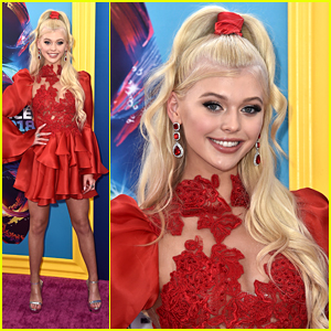 Loren Gray Is Drop Dead Gorgeous at Teen Choice Awards 2018