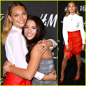 Maddie & Mackenzie Ziegler Bring Sister Power To Variety's Power of Young Hollywood Party