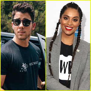 Nick Jonas Makes Surprise Postmates Delivery to Lilly Singh!