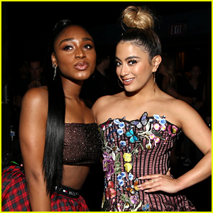 Normani Reunites With Ally Brooke at Teen Choice Awards 2018 - See The Pics!