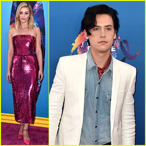 Cole Sprouse, Lili Reinhart, & 'Riverdale' Stars Are Teen Choice 2018's Big Winners!