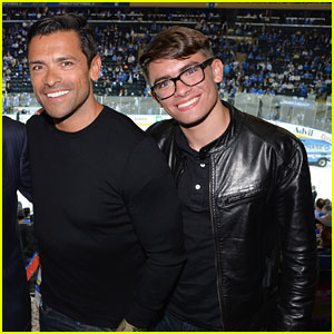 'Riverdale' Casts Mark Consuelos' Son Michael as Young Hiram Lodge