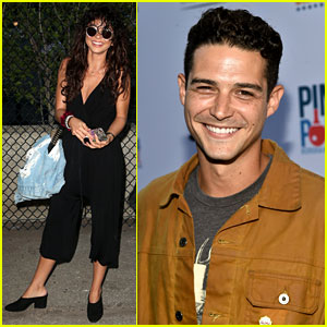 Sarah Hyland & Wells Adams Play Ping Pong for a Good Cause!