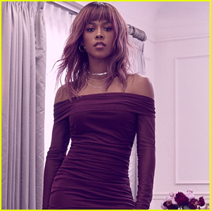 Serayah Stars in Material Girl's 'Dark Romance' Fashion Campaign