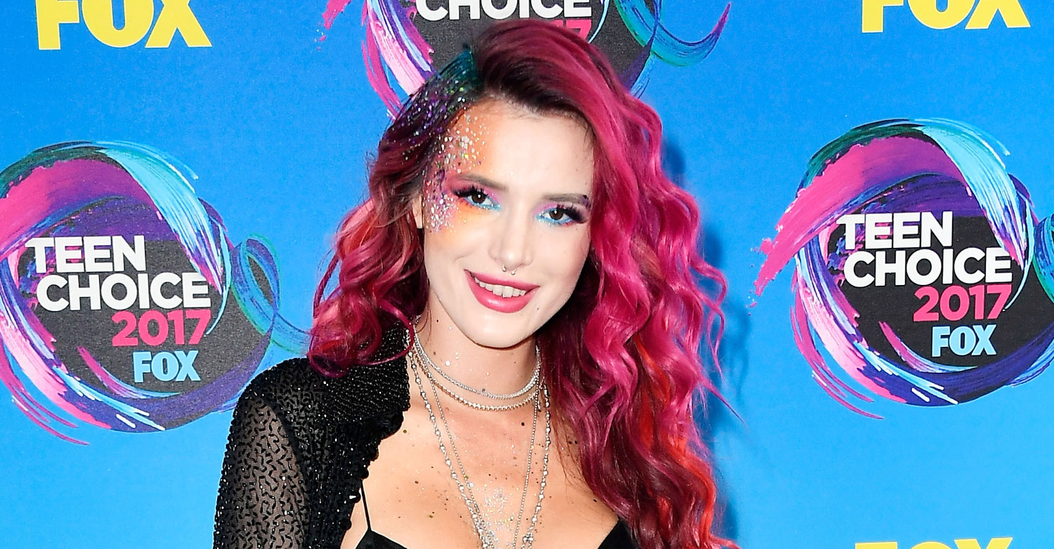 Bella Thorne To Skip Teen Choice Awards – Find Out Why She's Boycotting!
