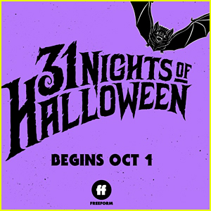 Freeform Unveils 31 Nights of Halloween Schedule - See The Full List!