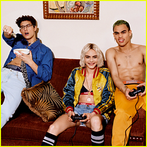 Cara Delevingne Joins PRETTYMUCH in Hot New Puma Campaign!